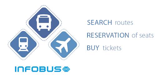 INFOBUS bus tickets apk