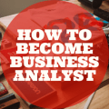How to Become Business Analyst Icon