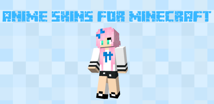 Anime Skins for Minecraft PE apk