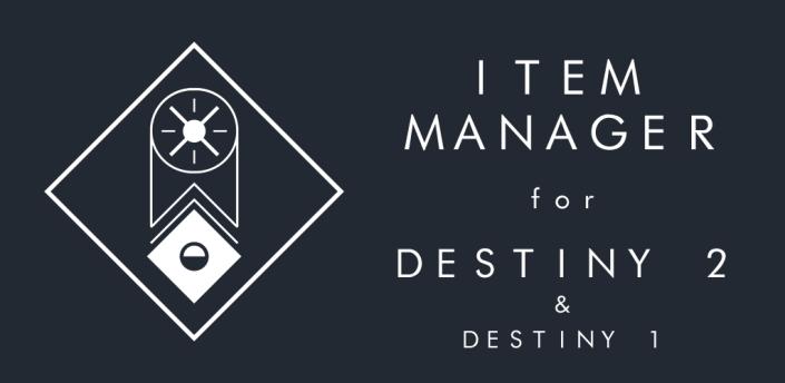 Vault Item Manager for Destiny 2 and 1 apk
