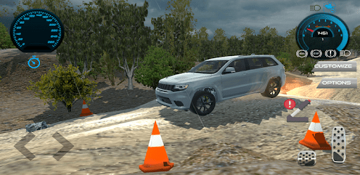 Off-Road Dirt Simulator apk