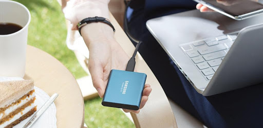 Samsung Portable SSD apk