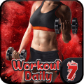 7-Minute Workout Home- 30Day Weight Loss Challenge Icon