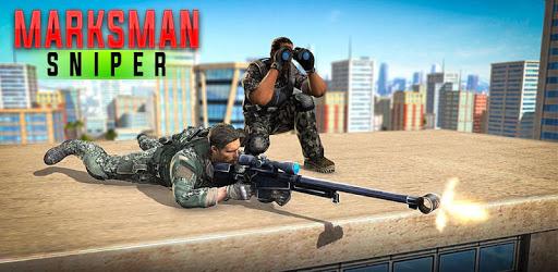Sniper City 3D Shooting 2020: Offline Sniper Games apk