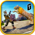 Angry Tiger Revenge 2016 Icon