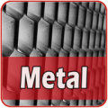 Online Metal And Rock Radio Icon
