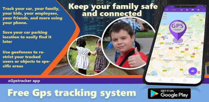 Phone GPS Tracker - family locator - route finder apk
