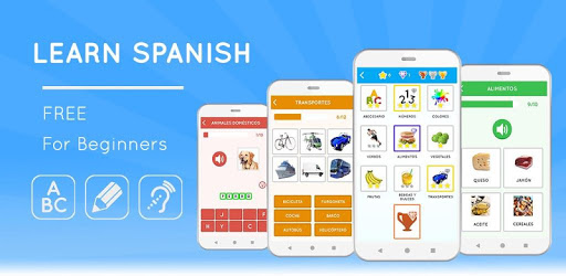 Learn Spanish free for beginners apk