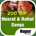 200 Top Nusrat & Rahat Fateh Ali Khan Songs Icon