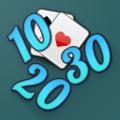 10-20-30 Solitaire Icon