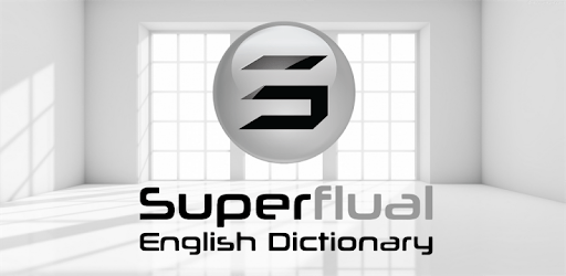Superflual English Dictionary apk