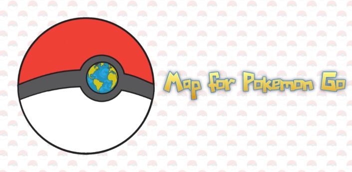 Map for Pokemon Go apk