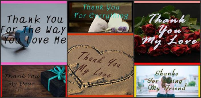 Thank You Greeting Cards apk