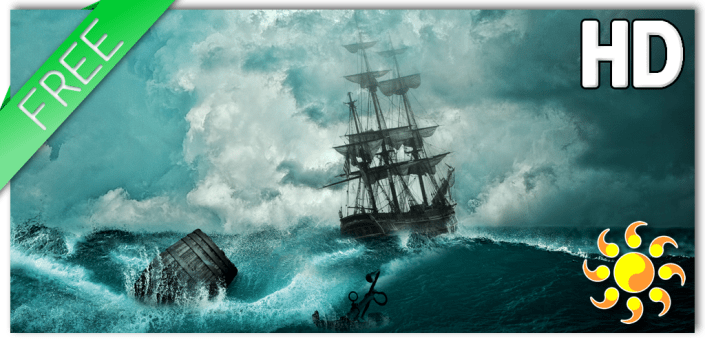 Sea Ship Live Wallpaper apk