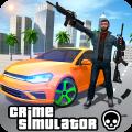 Crime Simulator Grand City Icon