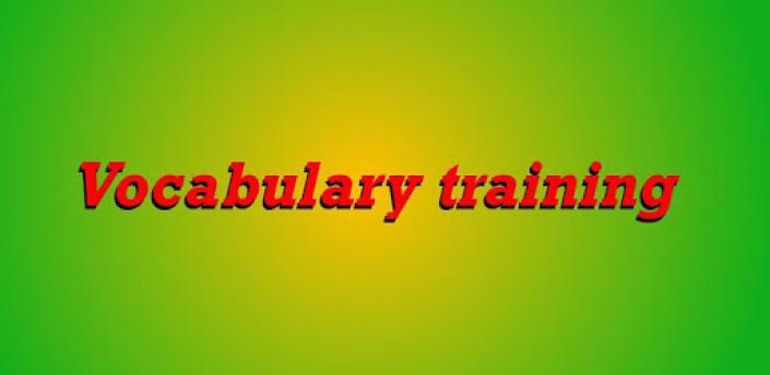 Vocatrainer: vocabulary trainer apk