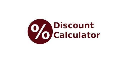 Discount Calculator - how to calculate percentage apk