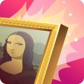 Art Gallery Idle Icon