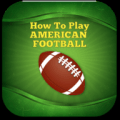 How to Play American Football Icon
