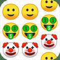 lineup Emojies Icon