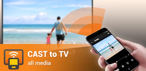 Cast to TV - Chromecast, Roku, stream phone to TV apk