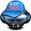 AvpTube - Music And Video (Search, Play, Download ) Icon