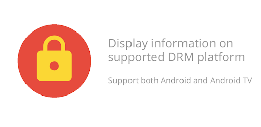 DRM Info apk