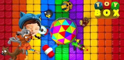 Toy Box Arena Crush- Match Puzzle Game apk