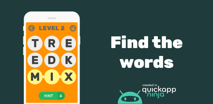 Find the words apk