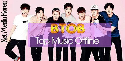 BTOB Top Music Offline apk