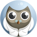 Night Owl - Sleep Coach Icon