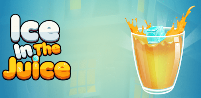 Ice in the Glass - Draw and fill the glass apk