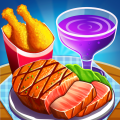 My Cafe Shop : Food Madness Cooking Games Craze Icon
