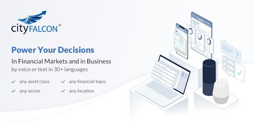 CityFALCON - Financial News apk