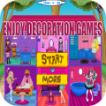 Doll House Decor Games Icon