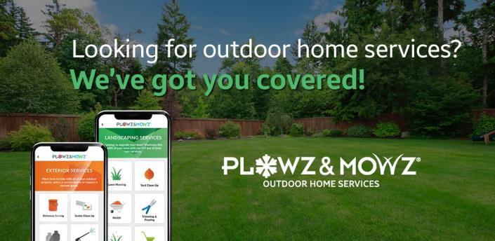 Plowz & Mowz: Lawn, Snow Plow & Landscape Services apk