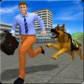 LA Police Dog Crime Patrol : Thief Chase Mission Icon