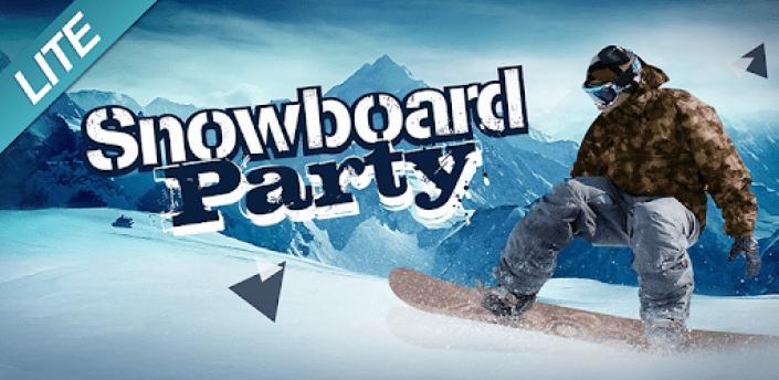 Snowboard Party apk