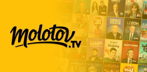 Molotov - TV en direct et en replay apk