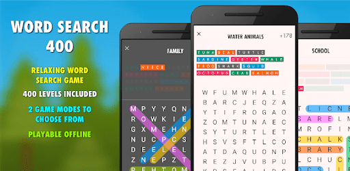 Word Search 400 PRO apk