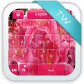 Pink Lily Keyboard Icon