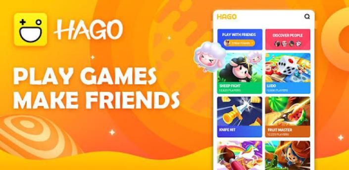 HAGO - Play With New Friends apk