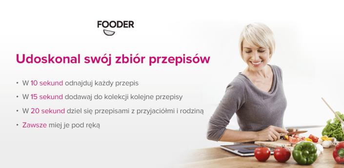 Fooder - Twoje przepisy apk