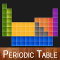 Periodic Table of Chemical Elements Chemistry App Icon