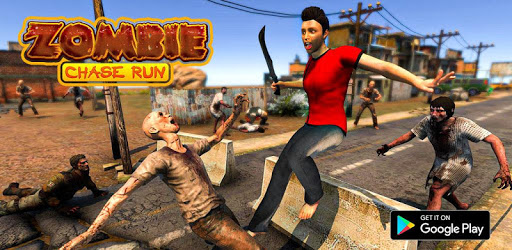 Zombie Chase: The End Of Zombie Tsunami apk