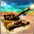 Tank battle Army War Strike 3D Icon