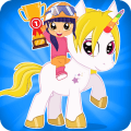 Pony Ride With Obstacles Icon
