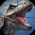 Real Hunter Dino Hunting Games Icon