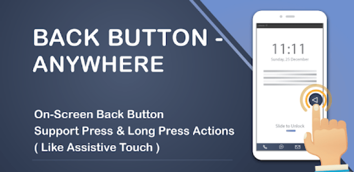 Back Button - Anywhere apk