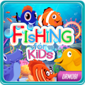 Детская рыбалка. Увлекательная игра для детей. Icon